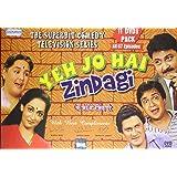Yeh Jo Hai Zindagi - 11 DVDs Pack (all 67 Episodes)
