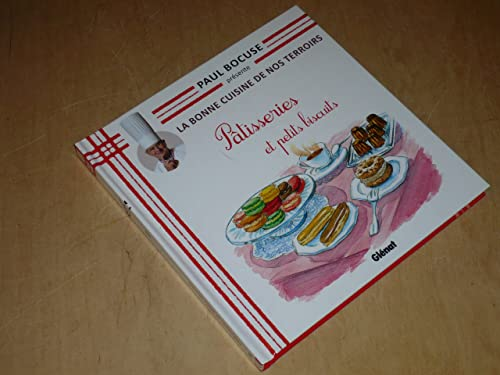 COLLECTION PAUL BOCUSE PRESENTE   LA BONNE CUISINE DE NOS TERROIRS VOL.30   PATISSERIES ET PETITS BISCUITS