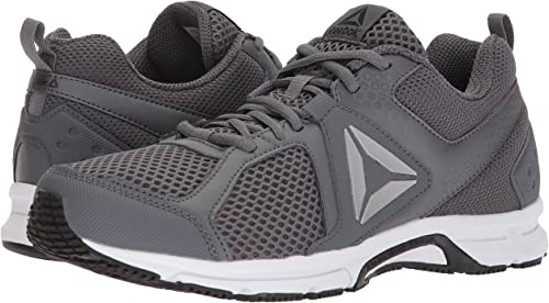 Reebok Reebok Runner 2.0 Mt CM8976 Mens Gray Low Top Athletic Gym Running Shoes