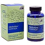 Motherlove Moringa (120ct.) Herbal Galactagogue Breastfeeding Supplement to Support Nursing & Pumping Moms' Milk Supply
