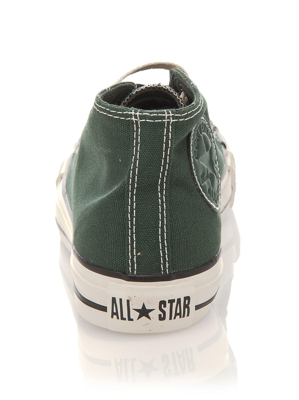 Converse Sneaker Sneaker Converse All Star Clean Dunkelgrün 49ea26