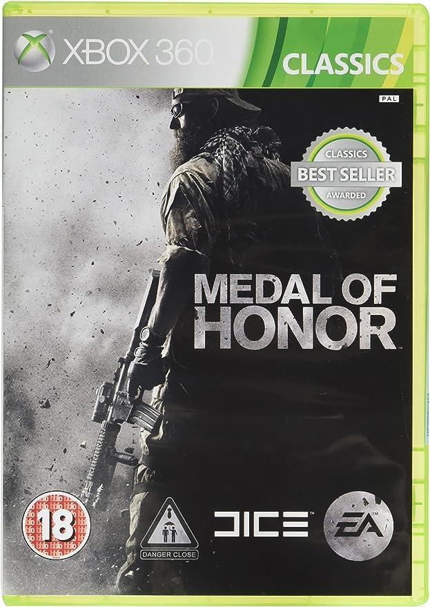 Medal of Honor Classic (Xbox 360) [importación inglesa]: Amazon.es: Videojuegos
