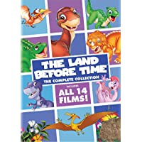 The Land Before Time: The Complete Collection on DVD