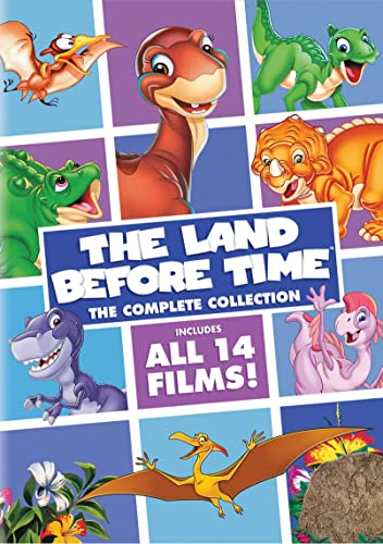 Land Before Time: The Complete...