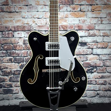 Gretsch Electromatic G5422T 2016 BLK · Guitarra eléctrica: Amazon ...