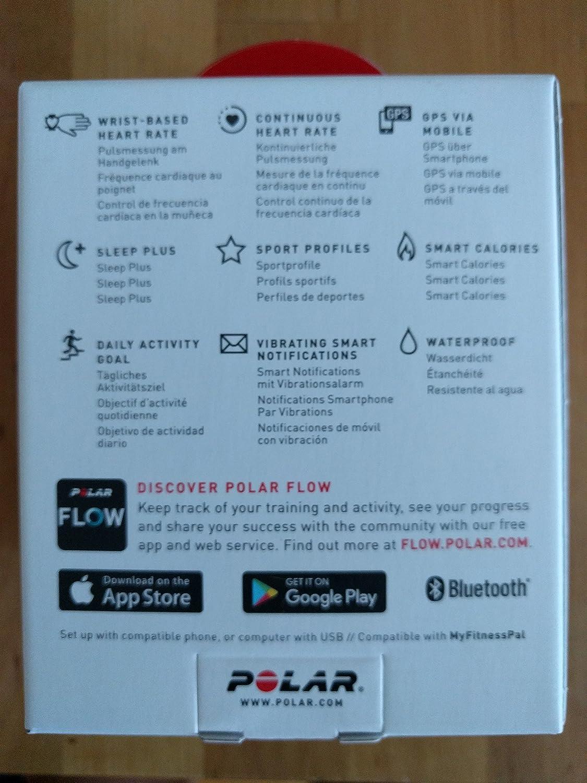 Polar A370 fitness tracker : Amazon co uk: Electronics
