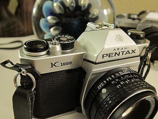 Pentax Cámara K1000 con 50 mm (/ 2.0 f) de la Lente tamaño Completo: Amazon.es: Electrónica