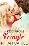 A Kiss From Kringle (Novella) (Frosty's Snowmen)