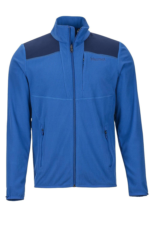 Marmot Reactor Fleece Jacket, Herren, Fleecejacke Outdoorjacke, atmungsaktiv