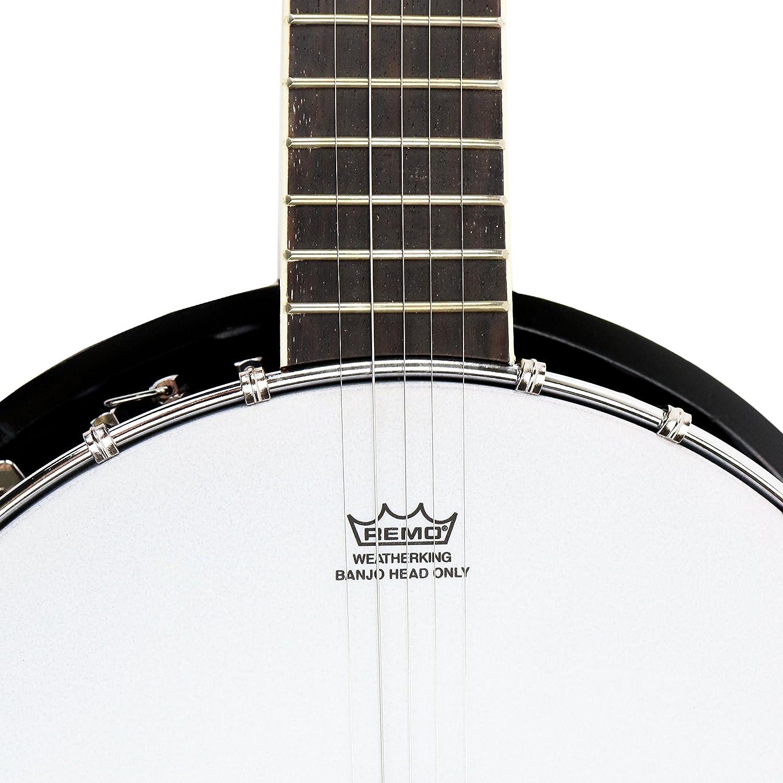 ozark 2104g 5 string banjo musical instruments