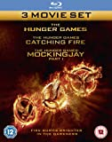 The Hunger Games: Triple Pack [Blu-ray] [2015]