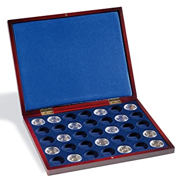 Leuchtturm 322330 Estuche para monedas VOLTERRA UNO de Luxe ...