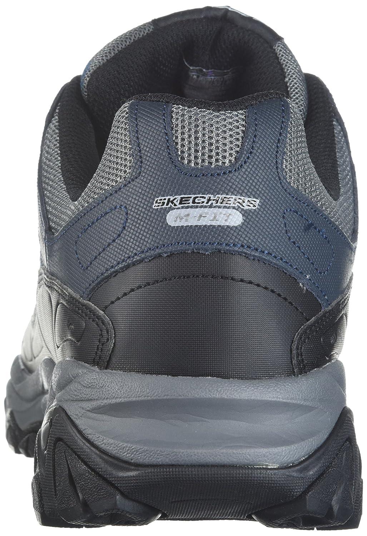 Skechers-Men-039-s-After-Burn-Memory-Fit-Strike-Off-Lace-Up-Sneaker thumbnail 36