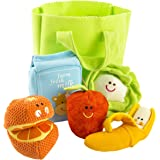 Earlyears Lil' Shopper Play Set – Teaches Beneficial Skills – Fun Tactile Engagement – Safe 6-Piece Set