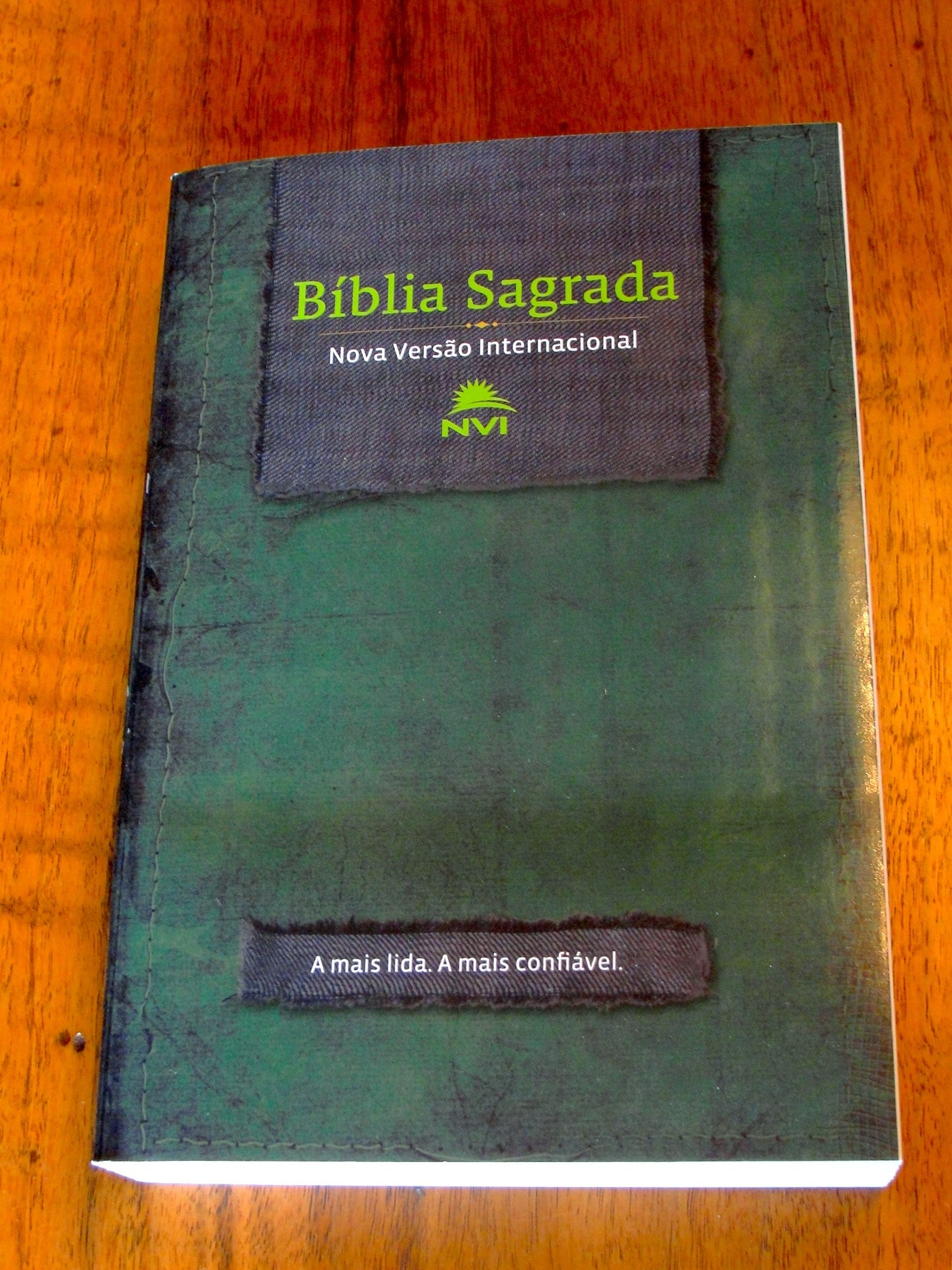 Download Biblia Sagrada, Portuguese Bible, Nova Versao Internacional, NIV pdf