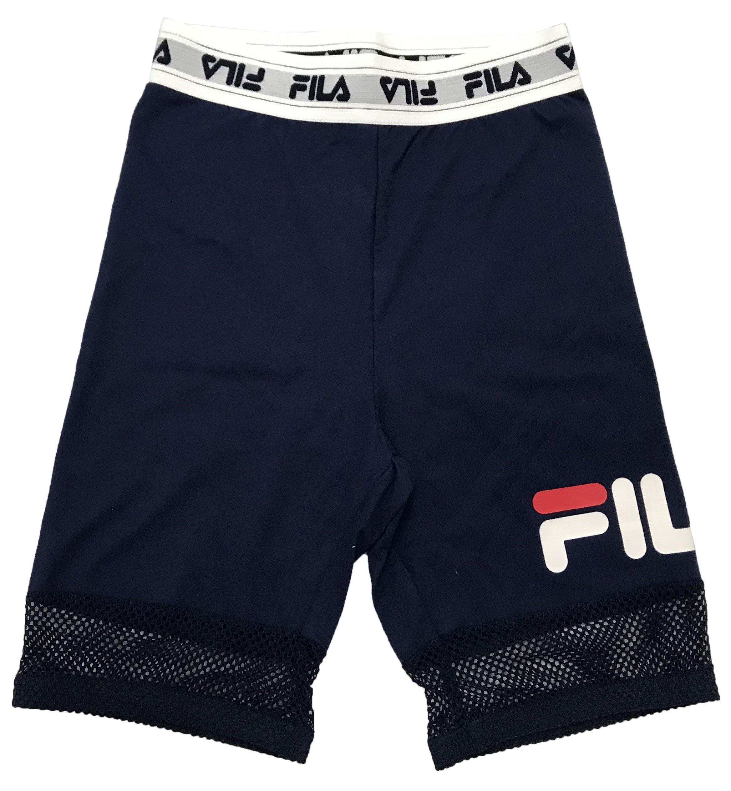 Fila Donatella Tight Shorts (Peacoat, L)