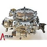 A-Team Performance 1904R - Remanufactured Rochester Quadrajet Carburetor - 4MV - 1980-1989 Electric Choke CARB Compatible With GM/CHEVY