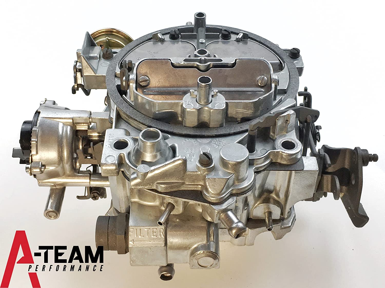 Cheap A Team Performance 1904r Remanufactured Rochester Quadrajet 1980 Ford Bronco Carburetor 4mv