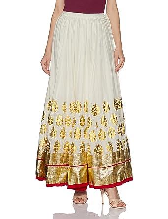 c8a04a29b7 BIBA Women's Skirt: Amazon.in: Clothing & Accessories