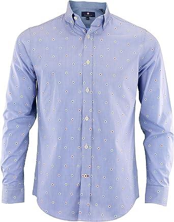 Argyle Culture - Camiseta de Manga Larga para Hombre, diseño ...