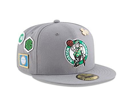 sale retailer d1823 b98c6 ... cheap new era boston celtics 2018 nba draft cap 59fifty fitted hat gray  7 1 bd268