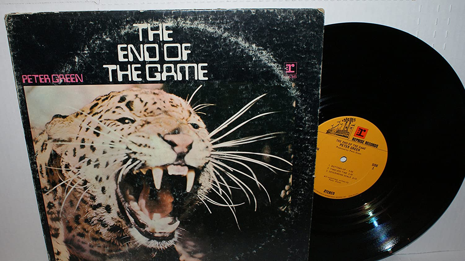 Image result for End Of The Game-Peter Green