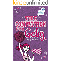 The Competition for Gaby (Team Cheer Book 4)