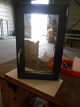 Fenêtre En Aluminium Gris Anthracite Ral 7016 G Remise De 30