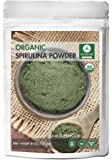 Organic Spirulina Powder ( 8 Oz ) - 100% Pure and Natural