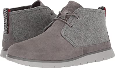 7c284ca2ed7 Ugg Mens Freamon (1007645) Lightweight Ankle High Suede Shoes