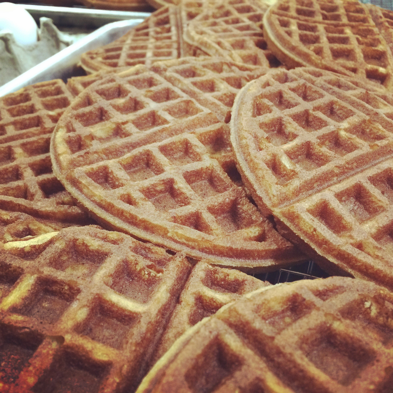 Liberated Paleo Waffles, Paleo by Liberated
