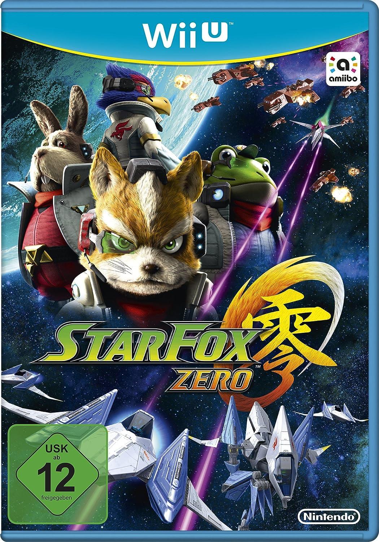 Star Fox Zero [Importación Alemana]: Amazon.es: Videojuegos