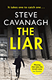The Liar: Eddie Flynn Book 3