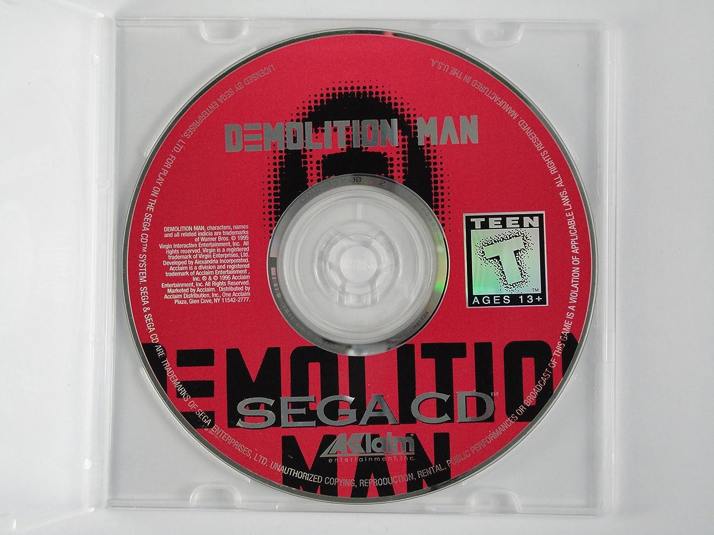 Demolition Man (Sega CD)