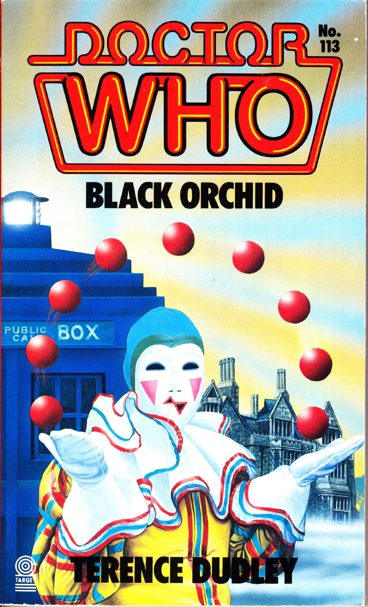 Download Black Orchid (Doctor Who: Fifth Doctor, No. 113) pdf