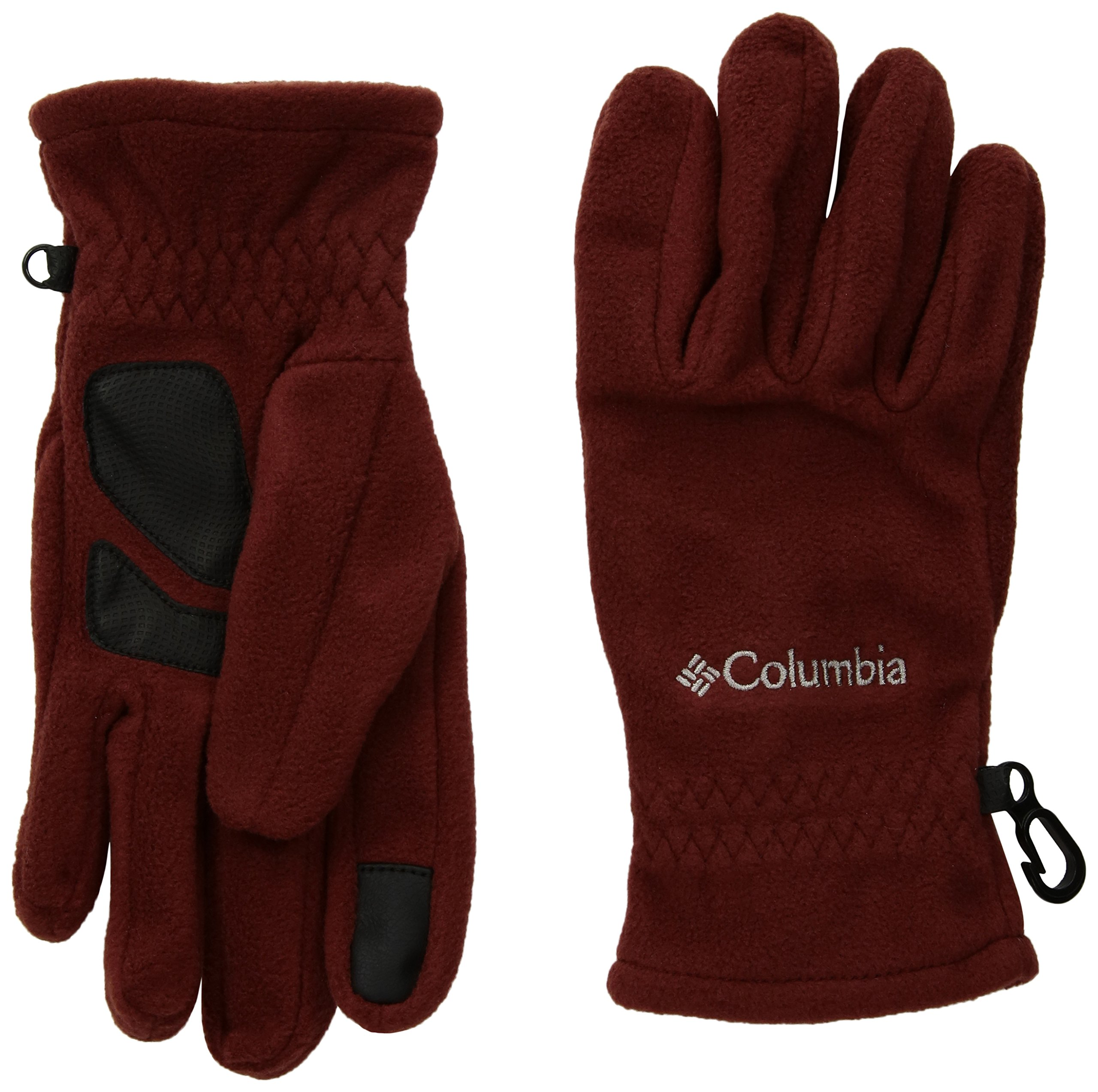 Columbia Women's Thermarator Gloves, Deep Rust, Large by Columbia