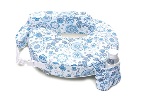 Americano cojín para embarazo y lactancia suave colour azul ...