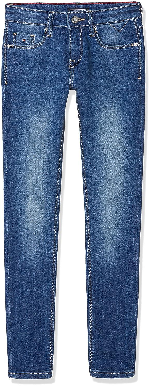 Tommy Hilfiger Girl's Nora Mr Skinny Cmpst Jeans KG0KG03251