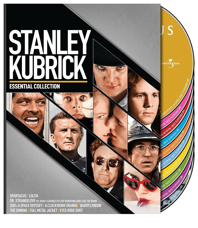 Stanley Kubrick: Limited Edition Collection Reino Unido DVD: Amazon.es: Cine y Series TV
