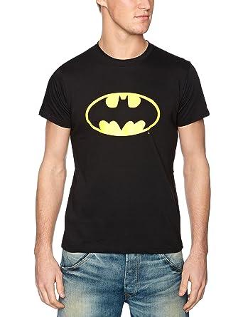 8dab7abe0 DC Comics Camiseta de Batman para hombre  Amazon.es  Ropa y accesorios