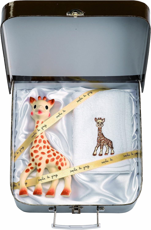 Vulli 516344 Sophie La Giraffa Valigia Regalo Multicolore