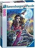 Ravensburger - Puzzle La maitresse des loups 1000 pièces, 19664