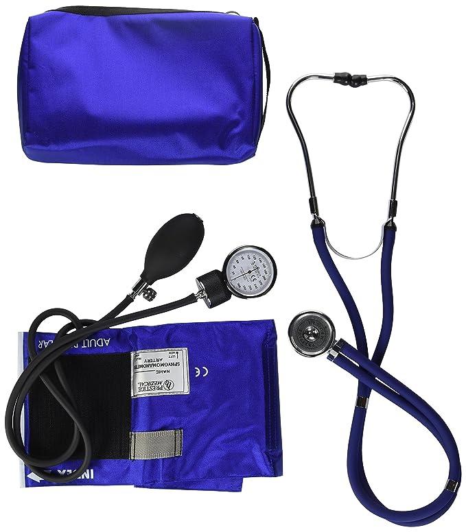 NCD Medical/Prestige Medical - Juego de instrumentos médicos (tensiómetro de brazo y estetoscopio de doble cabezal): Amazon.es: Industria, empresas y ...