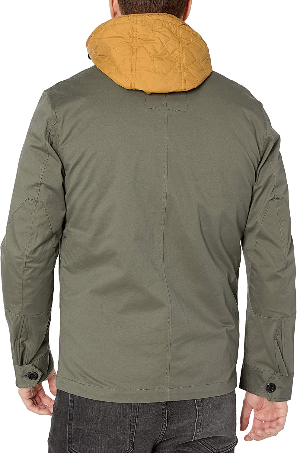G-Star Raw Men's Ospak HDD Liner Overshirt L/s at  Men's Clothing store