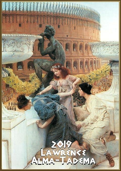 Calendario Greco.Pixiluv Calendario Da Parete 2019 12 Pagine 20 3 X 27 9 Cm