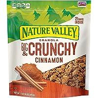 Nature Valley Granola, Granola Crunch, Cinnamon, Crunchy Granola Bag, 16 oz