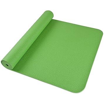 Amazon.com: Dusky Leaf Studio Eco Esterilla de yoga: Sports ...