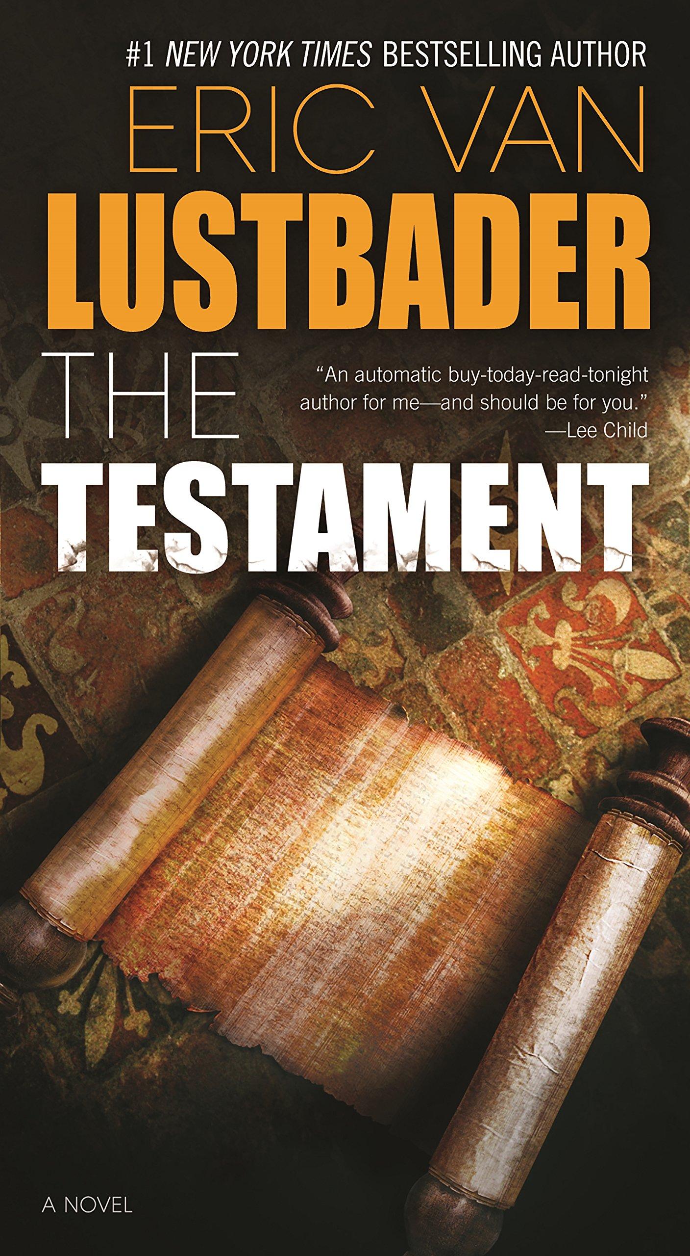 The Testament: Amazon.es: Eric Van Lustbader: Libros en ...
