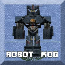Mecha Mod Transform Robot Giant - Addons Power Plugin Pixel