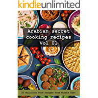 Arabian Secret Cooking recipes